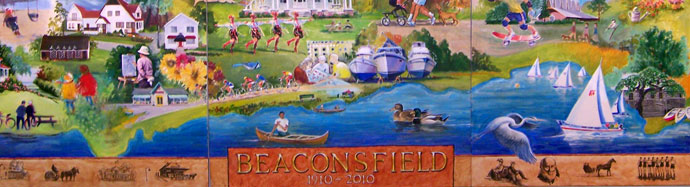 Mural Beaconsfield