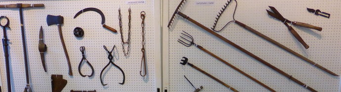 2014 Exhibition - Old Hand Tools